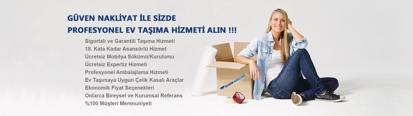 Kayseri Güven Evden Eve Nakliyat - 05325868203